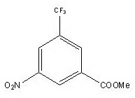 methyl 3-nitro-5-(trifluoromethyl)benzoate