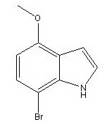 7-bromo-4-methoxy-1H-indole
