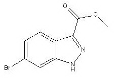 methyl 6-bromo-1H-indazole-3-carboxylate