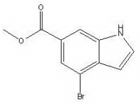 methyl 4-bromo-1H-indole-6-carboxylate