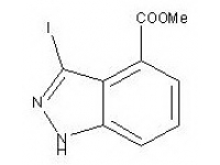 methyl 3-iodo-1H-indazole-4-carboxylate