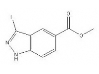 methyl 3-iodo-1H-indazole-5-carboxylate