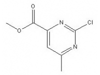 methyl 2-chloro-6-methylpyrimidine-4-carboxylate
