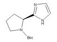 (S)-tert-butyl 2-(1H-imidazol-2-yl)pyrrolidine-1-carboxylate