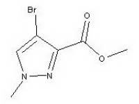 methyl 4-bromo-1-methyl-1H-pyrazole-3-carboxylate