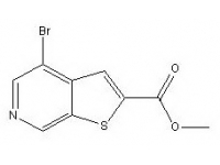 methyl 4-bromothieno[2,3-c]pyridine-2-carboxylate
