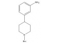 tert-butyl 4-(3-aminophenyl)piperidine-1-carboxylate